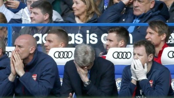 Arsene Wenger Says There is Not Much to Talk About Following Arsenal Loss at The Bridge.