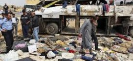 16 Killed In Egypt Highway Crash