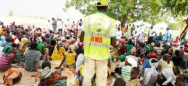 Adamawa IDPs Reject Relief Materials Donated By State APC
