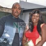 PHOTOS: Famous Nollywood Actor Dazzles With Wife On Red Carpet