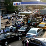 Passengers Stranded, Motorists Join Long Queues As Fuel Scarcity Returns To Lagos