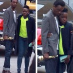 Couple Alert!: Waving Flag Singer K'naan and Lupita N'yongo Romantically Involved… – Photos