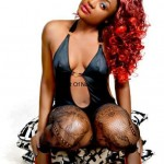 "Actress Lizzy Gold Onuwaje: ""I like rich men who spend money on me, money turns me on"""