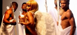 "Behind the Scenes MAHEEDA – ""LASGIDI CHICK"" VIDEO SHOOT"