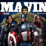 Mavin Records Stars Don Jazzy, Dprince, Dr Sid and Tiwa Savage 'Pose' as Superheroes – Photo