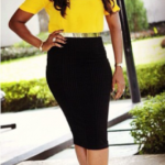 Check Out Nollywood Actress, Stephanie Okereke-Linus Stunning Look