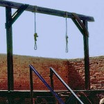 Newbie Hangman Quits After Seeing Gallows For First Time