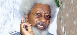 Boko Haram: Soyinka Tasks FG On Release Of Abducted Girls