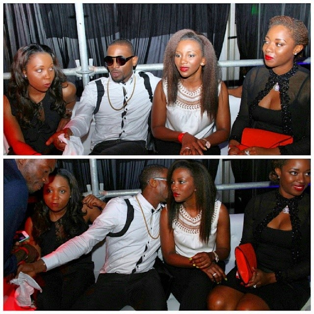 Is Dbanj Still Dating Genevieve - chslionscom
