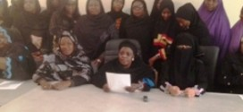 Borno Women Plead With Boko Haram To Release School Girls