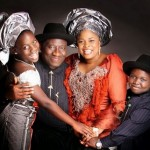 How President Goodluck Wooed And Proposed To The First Lady