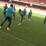 Super Eagles Players to Converge By May 27 for Scotland Friendly Match.