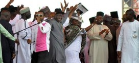 Jonathan's Presence At Kano Rally Loud Statement To Terrorists – Maku
