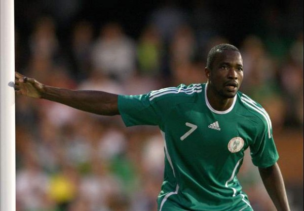 John Utaka Says He Will Be Disappointed Not to Play a Role for the Super Eagles in Brazil.