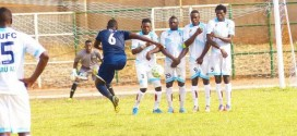 Akwa United Edge Pillars to Stay Top of the Glo Premier League