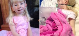 Girl Aged 5 Survives FOUR Heart Attacks in 45 Minutes After Reaction To Throat Infection