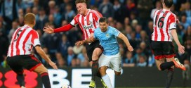 City's Title Hopes Dented With Sunderland Draw