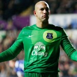 Tim Howard is Everton's 22nd Best in Terms of Club Appearances.