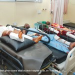 NNPC Donates Medical Consumables To Victims Of Nyanya Bomb Explosion