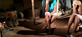 Annie Idibia Returns To Movie Set After Baby-break