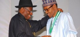 Kaduna Bomb Attack: Jonathan Thanks God For Keeping Buhari, Bauchi Safe
