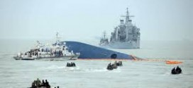 Death Toll From South Korea Ferry Accident Exceeds 100