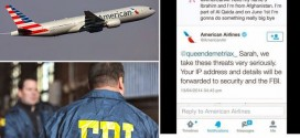 14-Year Old Dutch Girl Lands Herself In Trouble After Tweeting Apparent Terror Threat To American Airlines