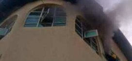 Yinka Ayefele's Felele Mansion On Fire