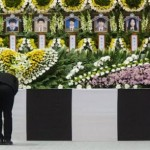 South Korea Ferry Disaster: Anger, Anguish As Mourners Pay Respect At Memorial