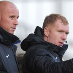 Paul Scholes and Nicky Butt Has Coached Man United Under-18 This Season.