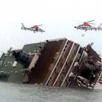 Hundreds Missing As Students On School Trip Are Rescued From Sinking South Korean Ferry