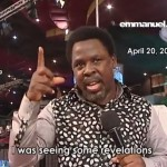 Another Prophetic Warning Of T.B. Joshua Fulfilled