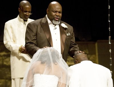 Td Jakes Daughters Wedding.Daughter Of T D Jakes Tells The Story Of Her Yearly
