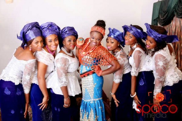 benita e trad 600x400 Photos: Nollywood Starlet Weds In Style