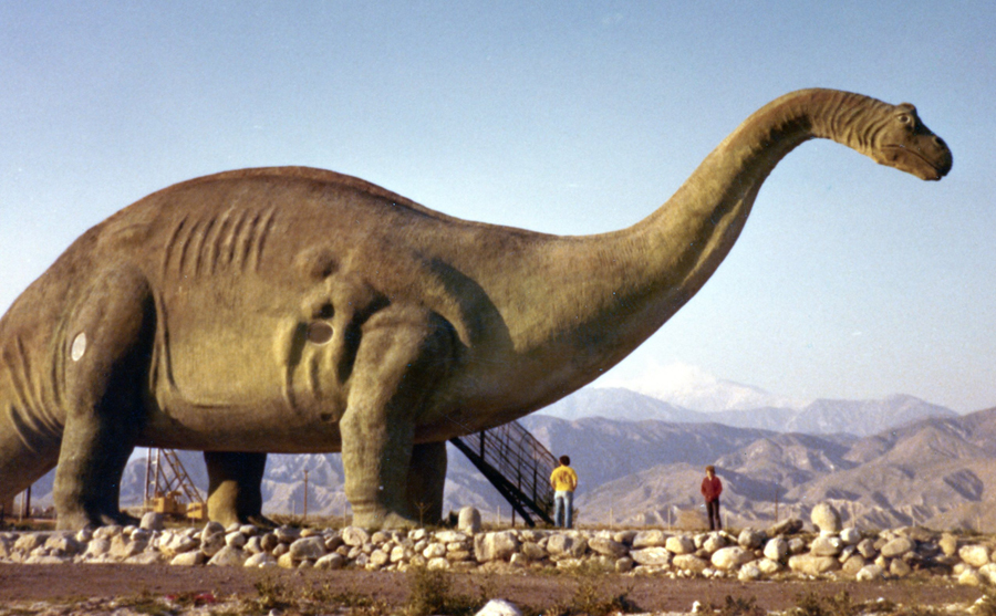 Biggest Dinosaur To Ever Walk The Earth