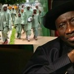 goodluck jonathan-school girls