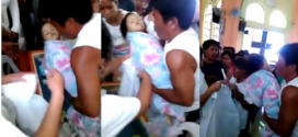 Filipina Toddler Who Woke Up At Her Own Funeral Mass Is Dead Again