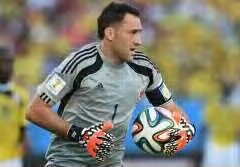 Ospina: 'I came to Arsenal for Trophies'