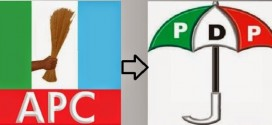400 APC Members Defect To PDP In Rivers
