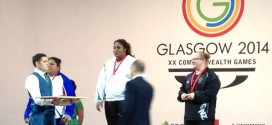 Glasgow 2014: Maryam Defeats 75kg Weightlifting Champion to Win Nigeria's 6th Gold