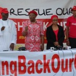 #BringBackOurGirls Group To Hold Street Protest As Chibok Girls Spend 140 Days In Captivity