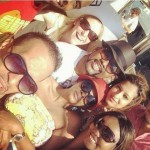 Banky W Shares Fun Photos In Ibiza, Spain