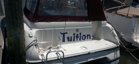 Son Drops Out Of School, Dad Uses School fees To Buy A Boat, Names It Tuition