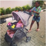 Annie Idibia Shares New Photo Of Children
