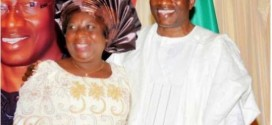 Photo: Meet President Jonathan's elder sister