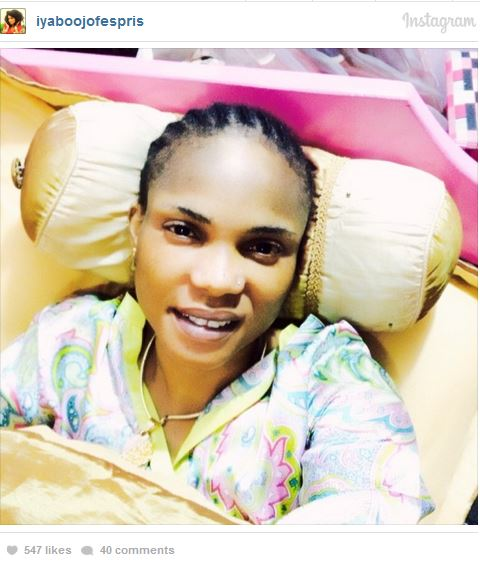 Capture81 Actress Iyabo Ojo Encouraged Single Mothers To Stay Strong