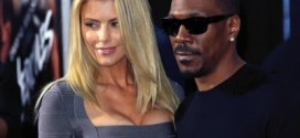 Photos: Eddie Murphy 53, shows off his new girlfriend