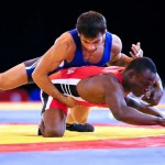 Glasgow 2014: Welson Wins Freestyle Wrestling Silver, Ex-Champion Boltic Bronze
