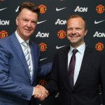 Ed Woodward Says United and Louis van Gaal Are Working Hard on Transfers.