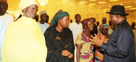 How Presidency Shared N22.4m To Chibok Parents, Girls